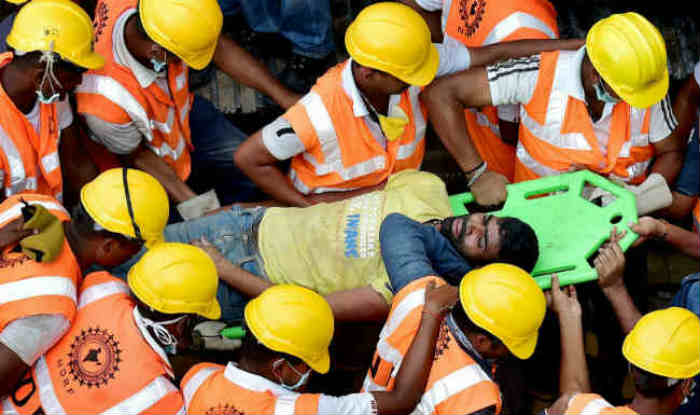 Man falls at an under-construction road site, dies in Madhya Pradesh