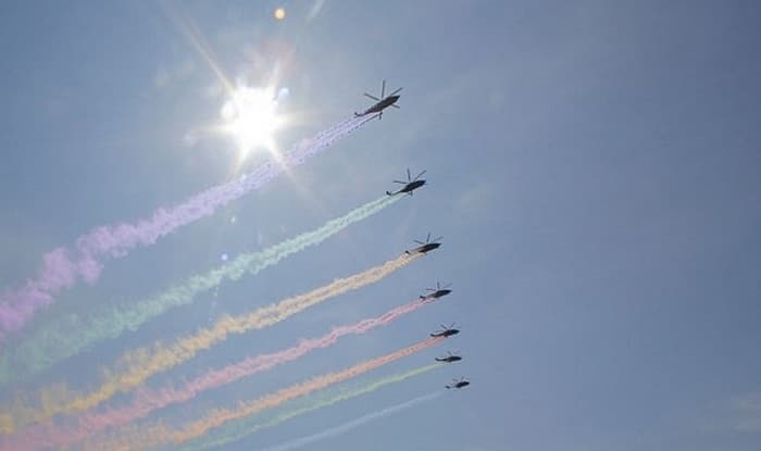 China parade shows its military might on 70th anniversary of Japan's defeat in World War II
