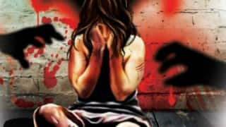 Tribal girl gangraped, locals stage protest