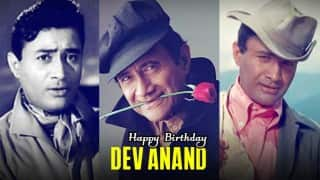 Dev Anand birthday: Top 7 most iconic films of the evergreen Bollywood star