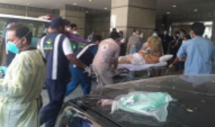 Indian injured in Haj stampede