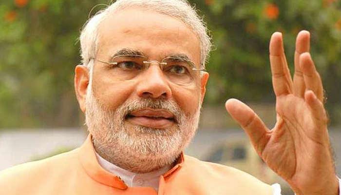 Narendra Modi to visit Lok Sabha constituency Varanasi and interact with Rickshaw Sangh