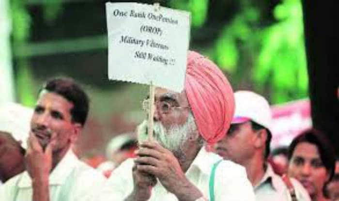 Government's OROP version not acceptable, says veteran