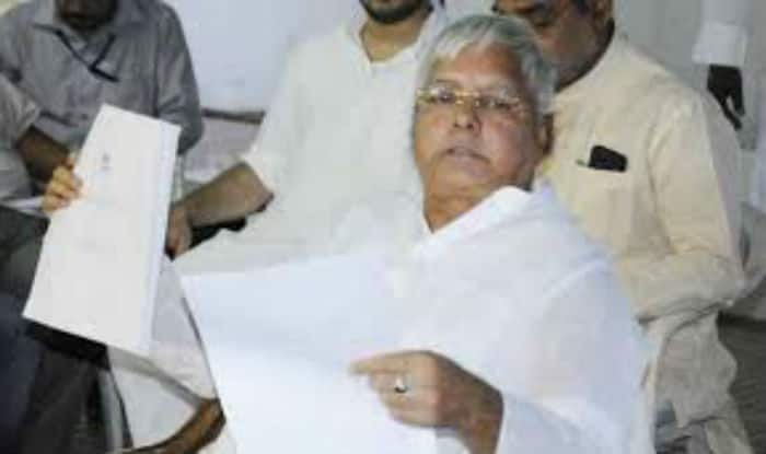 Lalu Prasad Yadav fields two sons in Bihar