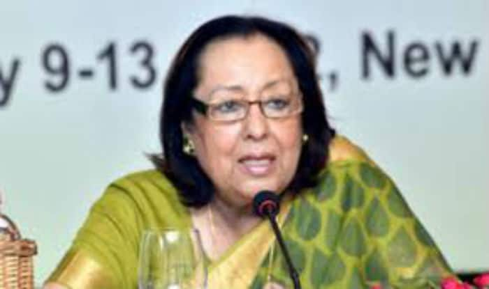 Wakf income can solve all problems of minorities: Najma Heptulla
