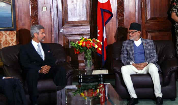 Foreign secretary S. Jaishankar: India supports Nepal's new constitution