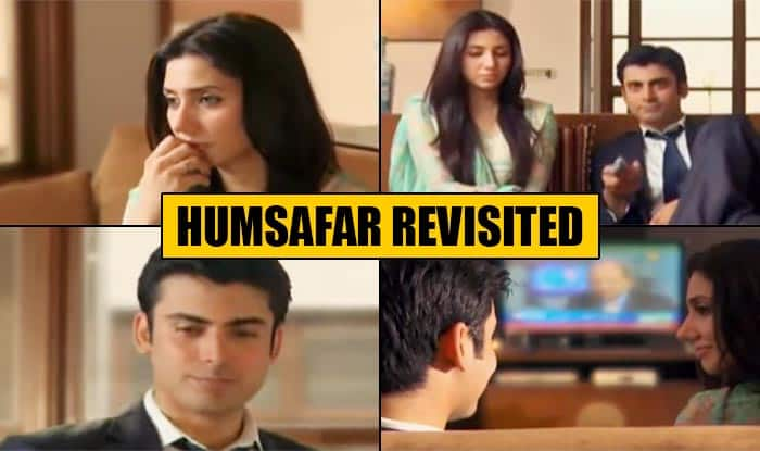 Humsafar revisited video 4: Fawad Khan aka Asher takes Khirad out for the first time!