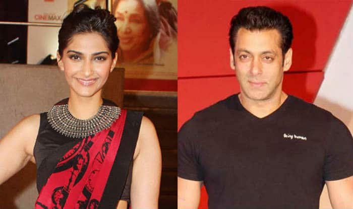 Salman Khan is good at romance: Sonam Kapoor
