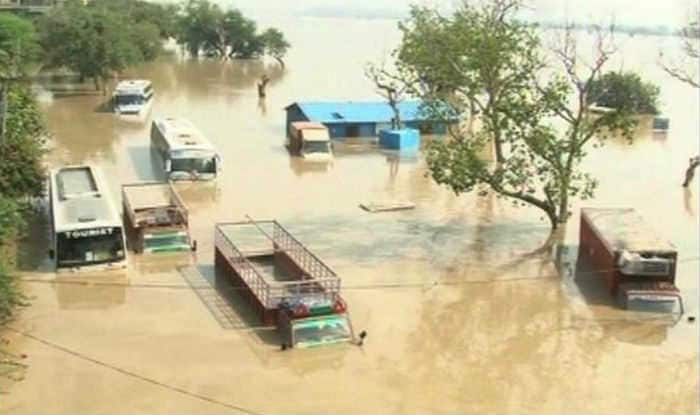 Assam flood toll 48, flood water receding in 10 districts