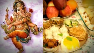 Ganesh Chaturthi 2020: गणेश पूजा में इस वजह से नहीं चढ़ाई जाती है तुलसी, जानें क्या है इसके पीछे की कहानी
