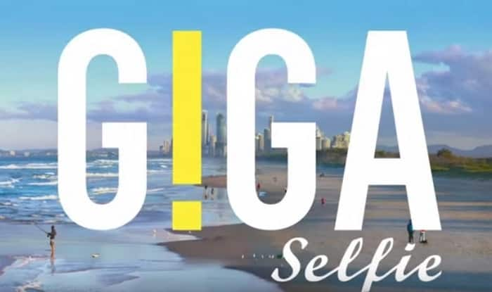 GIGA Selfie: How to take the world's biggest selfie! (Watch awesome video)