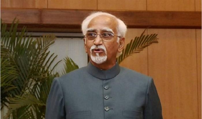 Hamid Ansari attends Shauryanjali