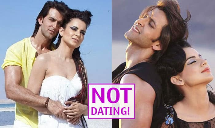 Good news ladies! Hrithik Roshan NOT dating Kangana Ranaut!