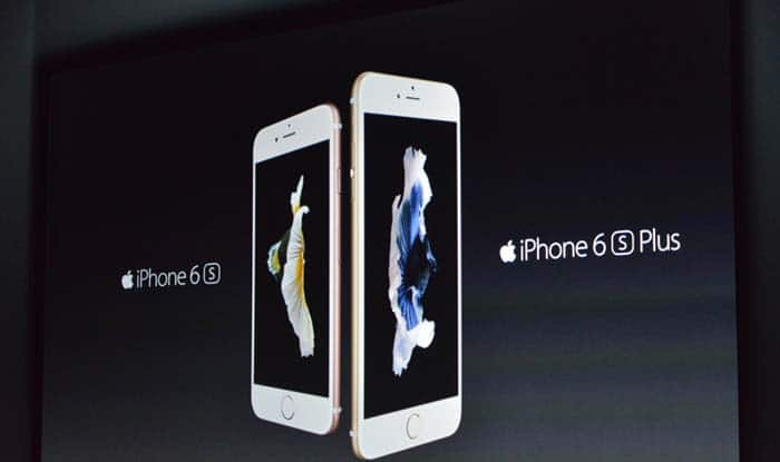 iPhone 6S, 6S Plus to hit Indian shores on October 16
