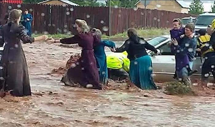 Flash flood toll rises to eight in US state of Utah