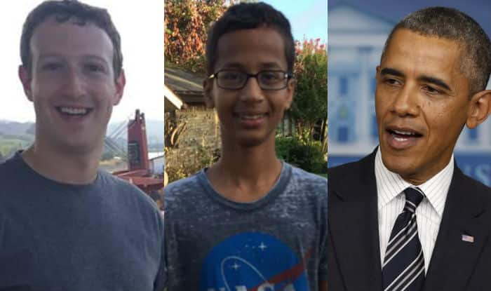 Muslim boy Ahmed Mohamed now gets invites to visit Barack Obama and Mark Zuckerberg