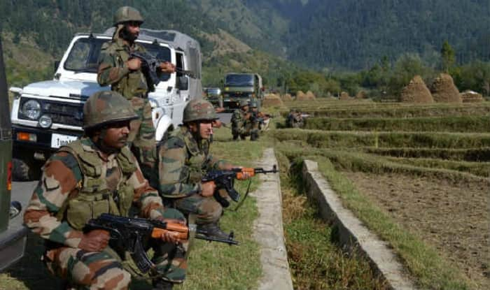 Gun battle in North Kashmir's Rafiabad; One security personnel killed; Search on for militants