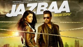 Jazbaa: Aishwarya Rai Bachchan & Irrfan Khan give a tough look in the brand new poster