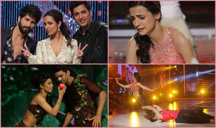 Jhalak Dikhhla Jaa Reloaded: Neha Marda, Sanaya Irani and Mohit Malik leave judges unimpressed!