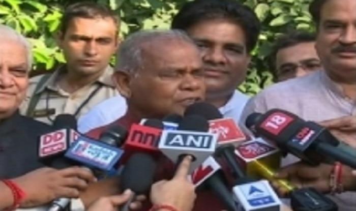Bihar polls: BJP offers 25 Vidhan Sabha seats to Jitan Ram Manjhi's HAM, say sources