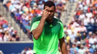 French Open 2017: Jo-Wilfried Tsonga, Petra Kvitova crash out in second round