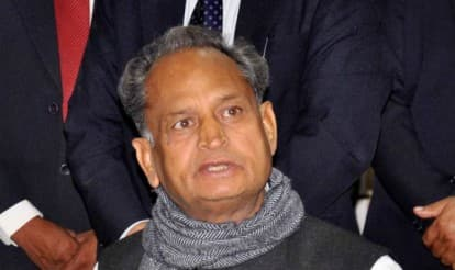 Ashok Gehlot says Rajasthan Government creating issues that puts pressure on people