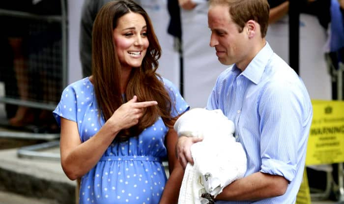 Duchess of Cambridge Kate Middleton pregnant with third royal baby!
