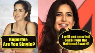 Katrina Kaif is SINGLE! Her 'marriage after National Award' remark is a big proof