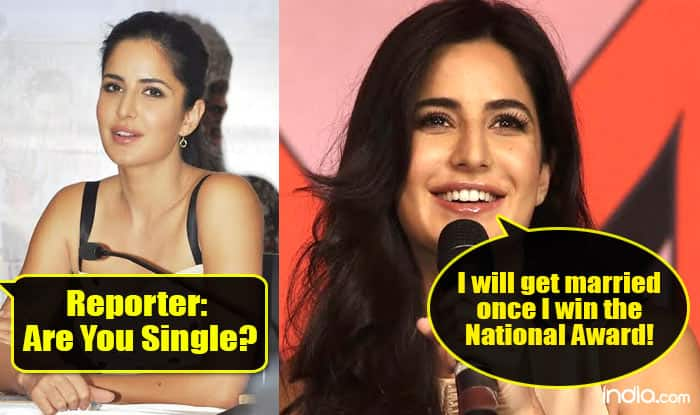 Katrina Kaif is SINGLE! Her 'marriage after National Award ...