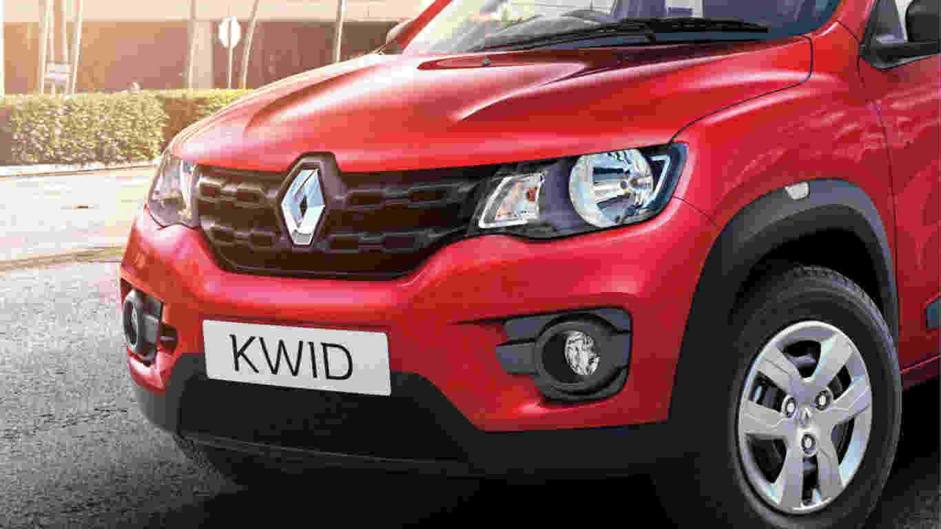 Renault Kwid launching today, expected to come at a starting price of INR 3.5 Lakh