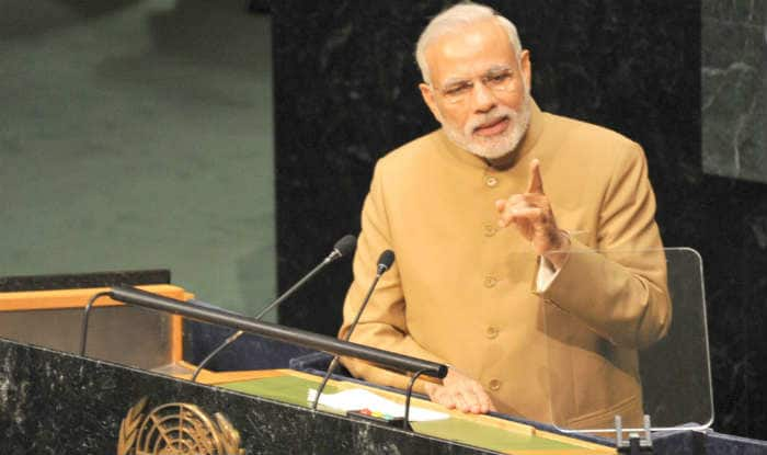 Narendra Modi makes strong pitch for UNSC reforms, outlines India's green goals