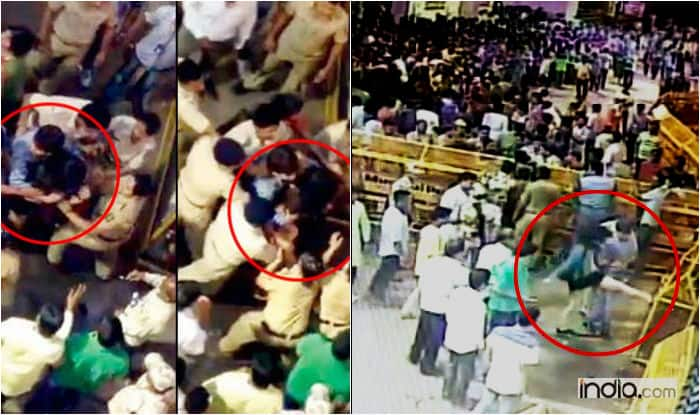 New Twist in Lalbaugcha Raja Assault Incident; Here's why police constables thrashed the girl