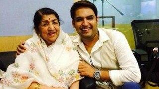 Lata Mangeshkar wishes luck to Kapil Sharma for film debut