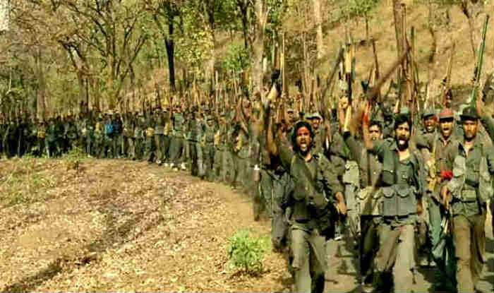 Naxal camp busted in Chhattisgarh's Kanker district