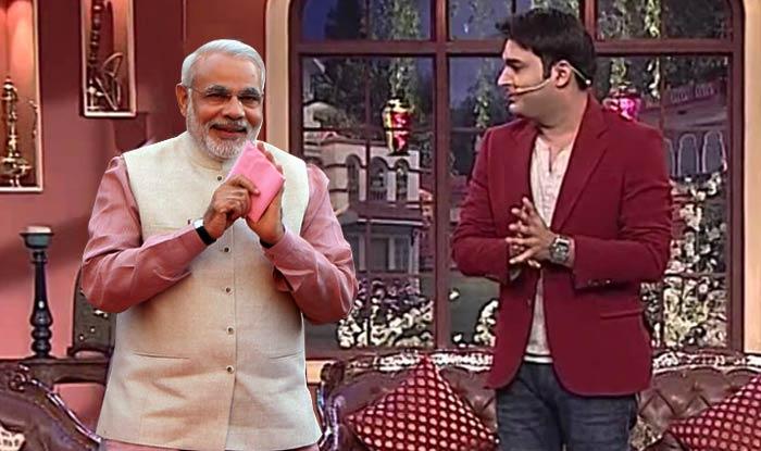 PM Narendra Modi on Kapil Sharma's Comedy Nights With Kapil?