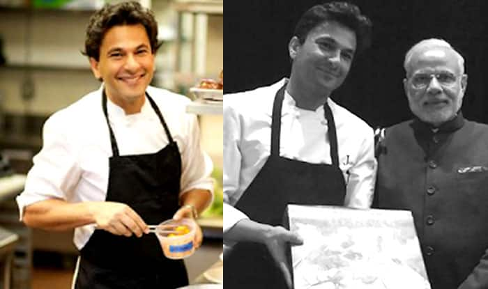 #ModiCelebratesUtsav: Narendra Modi proud of chef Vikas Khanna's culinary creations!