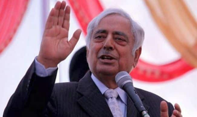 AAG shunted out by Mufti Mohammad Sayeed government over handling of beef ban case