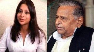 मुलायम सिंह यादव की नाराज़गी सोशल मीडिया पर हुई वायरल