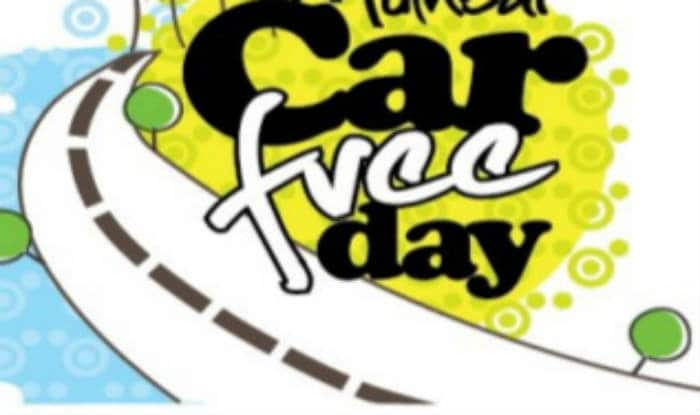 Gurgaon observes another Car Free Day