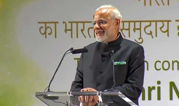 Narendra Modi cheered by Indian community at reception in Dublin, Ireland: Watch full speech video