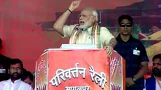 Narendra Modi in Bihar: Slams Lalu Prasad Yadav over 'devil', 'beef-eating' remarks; takes shot at Owaisi
