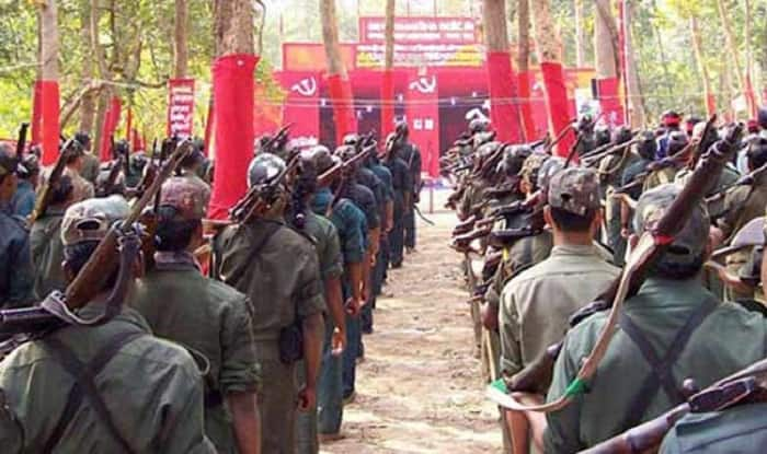 Suspected Naxals torch two offices in Gadchiroli