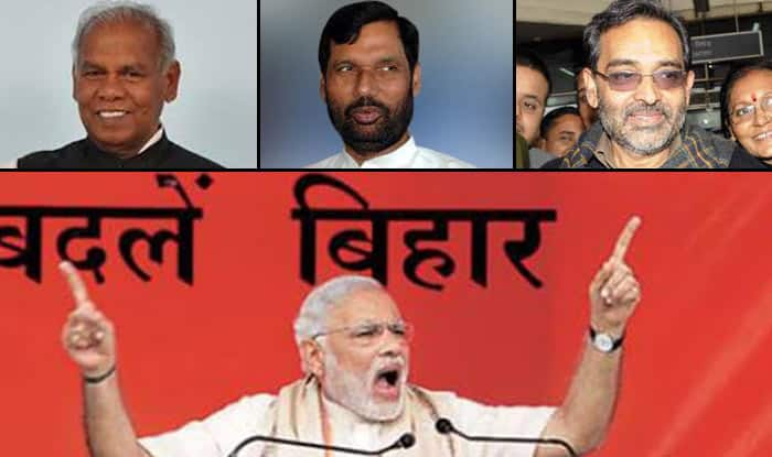 NDA close on revealing seat-sharing pact for Bihar assembly elections; BJP to contest on 165 seats