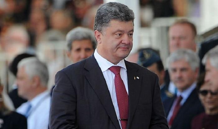 Petro Poroshenko expresses wish to join NATO