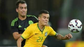 Philippe Coutinho outshines Neymar to win Samba d'Or
