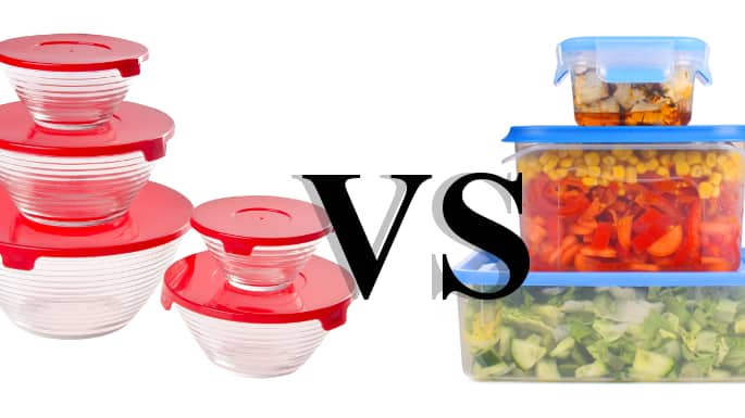Glass Vs Plastic Food Containers