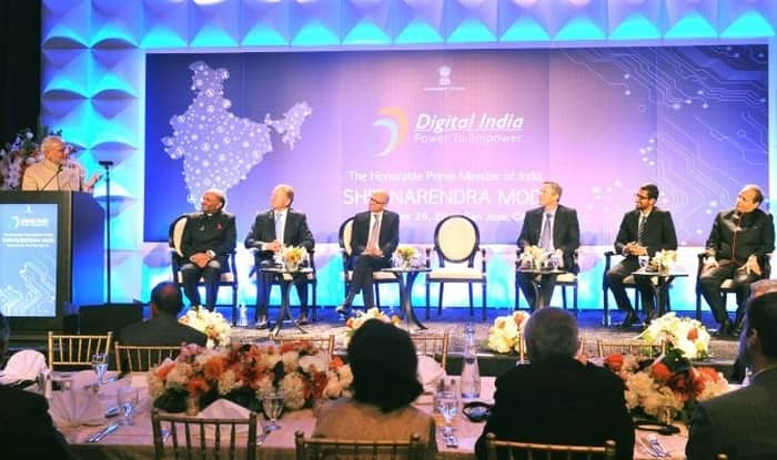 PM Narendra Modi's speech at Digital India dinner in Silicon Valley: Full text and video