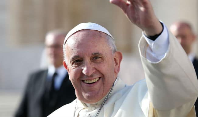 Unprecedented US security operation for Pope Francis