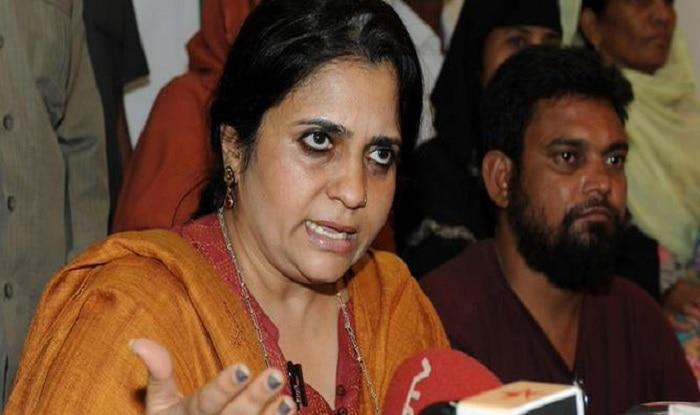 HC notice to Gujarat government on Teesta Setalvad's plea