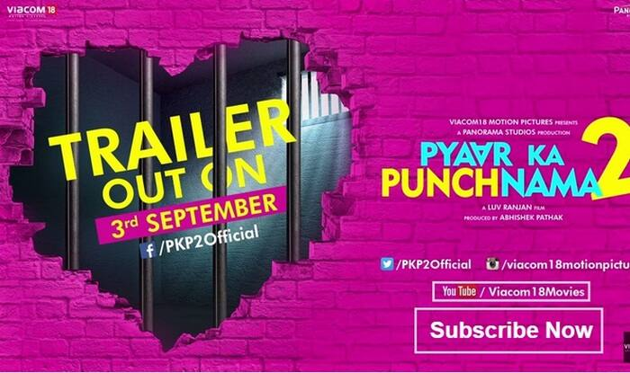 Pyaar Ka Punchnama 2 teaser: Problem Ladki Hai promo